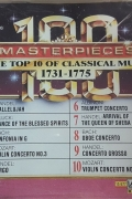 100 MASTERPIECES VOL. 2, THE TOP 10 OF CLASSICAL MUSIC 1731-1775