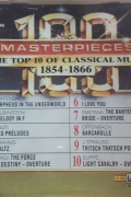 100 MASTERPIECES VOL. 7, THE TOP 10 OF CLASSICAL MUSIC 1854-1866